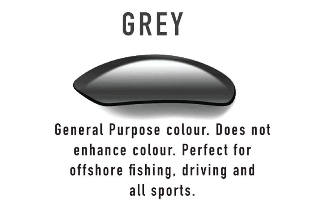 Mako grey lens